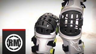Alpinestars Bionic 7 Motocross Knee Braces