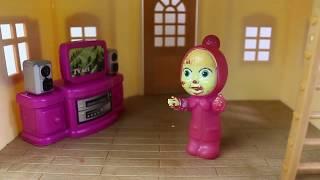 Masha Ve Koca Ayı Maşa İle Koca ayı Çizgi Film