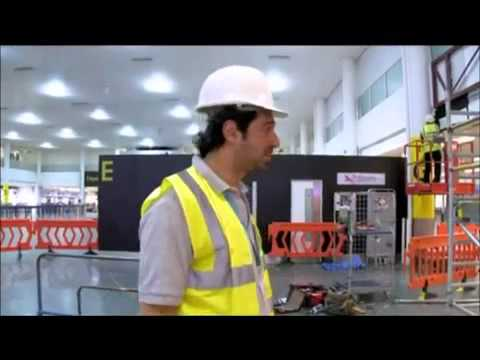 Inside Gatwick Series 1 - Ep 4 Makeover Pt1