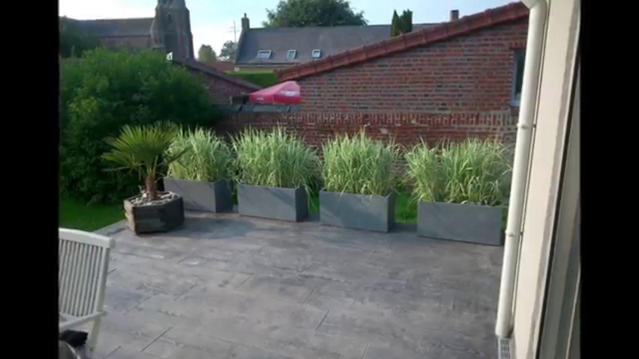 Amenager Terrasse