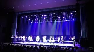 Сухишвили - Сванури. Беларусь (Гомель) 23.03.2017 // Sukhishvili - Svanuri Dance