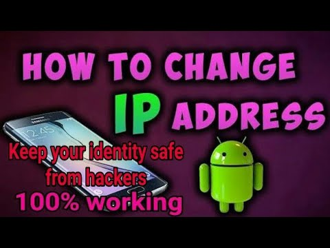 [#NO_ROOT] How To Change Global/Local IP Address In Android Device And Without Apps 100% Working.