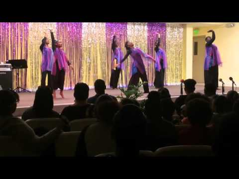 I Know Who God Says I Am - Rising Stars Dance Ministry