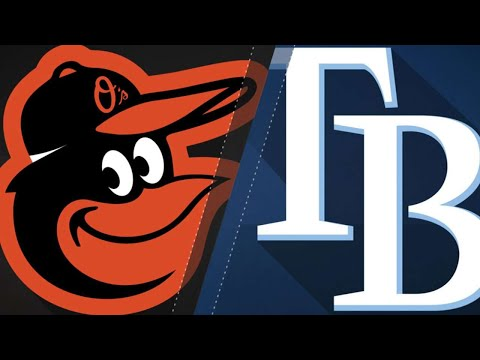 Banda silences Orioles in Rays' victory: 5/26/18