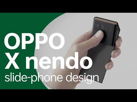 """slide-phone"" Design 