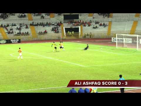 Malaysia Premier  League 2014: NEGERI SEMBILAN VS PDRM FA Highlight