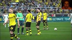 Borussia Dortmund : FC Porto |LIVESTREAM| Europa League 18.02.2016 Lets Play FIFA 16 [HD|Deutsch]