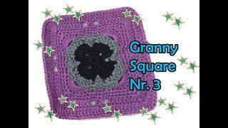 Seelenwärmer Granny Square 0xc