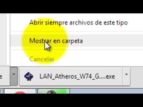 Mundo Vaio 5 Instalar Driver Internet (LAN...