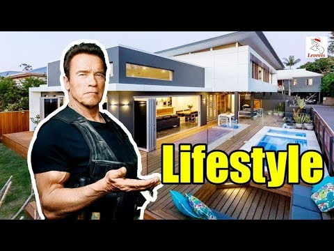 Arnold Schwarzenegger Lifestyle, Income, Cars, House, Private Jets, Income, Net worth 2018 | Levevis