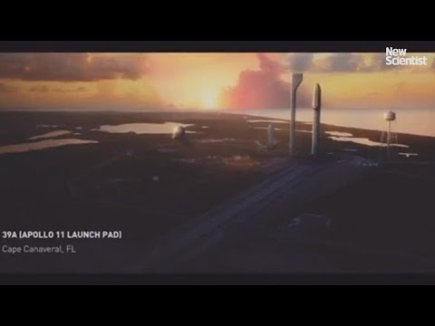 This is how Elon Musk plans to colonise Mars