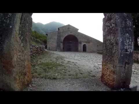 S Maria in Valle Polcraneta, non troppo dall'alto
