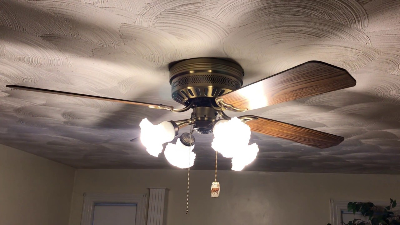 Update On The Bahama Ceiling Fan In My Grandmothers House