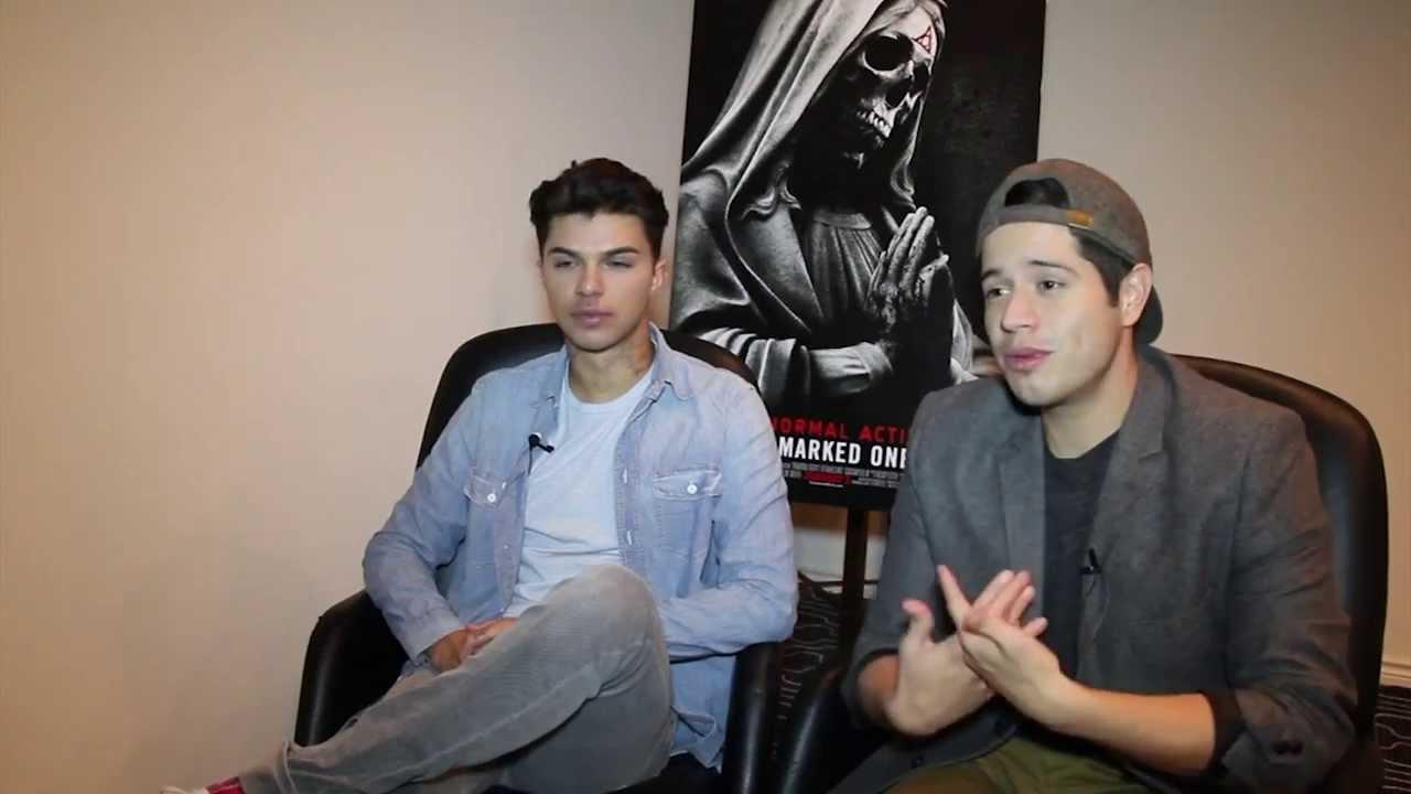 Andrew Jacobs y Jorge Díaz hablan de su participación en ...