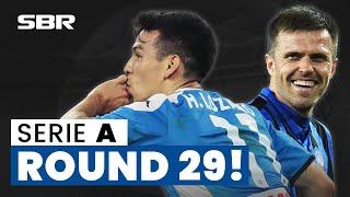 Serie A Week 29 Football Match Tips, Odds & Predictions