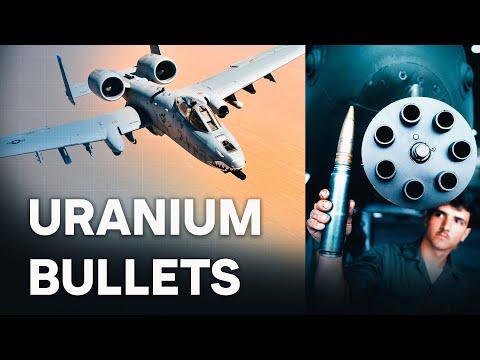Uranium Bullets: The