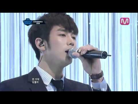 2AM - You Were Mine + I Wonder If You Hurt Like Me [M!Countdown Comeback Stage]