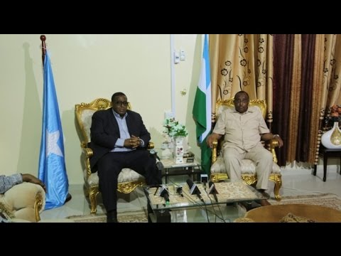 Garowe the New Capital of Somalia?