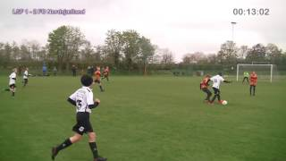 Farum Boldklub/FCN Talent U12(05). LSF - Farum. Resultat 2-8