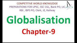 Globalisation in hindi With Notes, Chapter-9, Class-12, World Politics