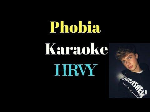 HRVY - Phobia (Karaoke)