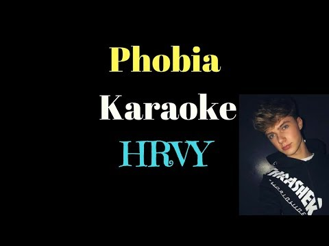 HRVY - Phobia (Karaoke) Mp3