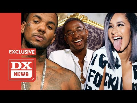Love & Hip Hop  Hollywood Star Marcus Black Praises Cardi B & Talks Being Mentored By Game