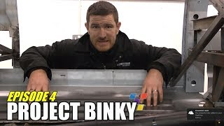 Project Binky - Episode 4 - Austin Mini GT-Four - Turbo Charged 4WD Mini