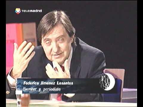 Federico Jimenez Losantos Entrevista.Telemadrid 4