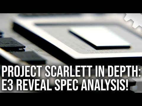 Spec Analysis: Can Project Scarlett truly deliver Xbox's biggest generational leap?