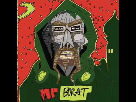 MF Borat - Rescue Khazakstan feat. Aretha...