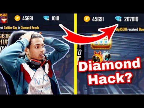 How To Get Free Diamonds In Free Fire 2020 Reality Explain Garena Free Fire Hindi Youtube