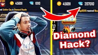 How To Get Free Diamonds In Free Fire 2020 - Reality Explain- Garena Free Fire [Hindi]