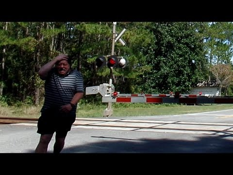 Fast Freight Trains Of Waycross
