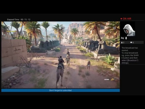 Assassin's Creed ORIGINS | ANCIENT EGYPT