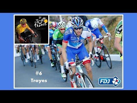 Tour de France 2017 - FDJ - Etape 6 : Troyes [FR]