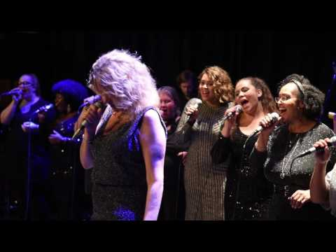 Silver and Gold - Traces Gospel choir - 10th anniversary concert 2016