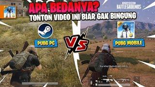 Perbandingan PUBG PC vs PUBG Mobile - APA BEDANYA ?