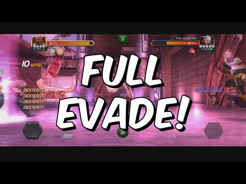 How To Fully Evade The Collector's Special 2 - Marvel Contest Of Champions