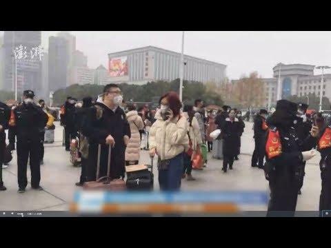 《今日点击》港大病毒专家推断:立春前後高峰 可达20万广州北京深圳都将沦陷