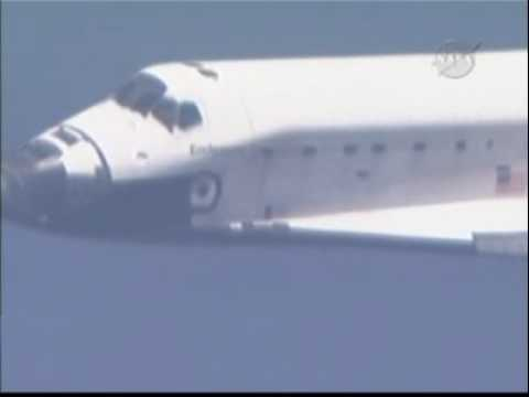 STS-127 space shuttle Endeavour Landing