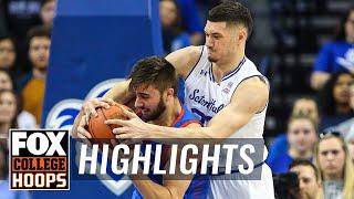 Seton Hall vs DePaul | HIGHLIGHTS | FOX COLLEGE HOOPS