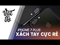 Cần bán điện thoại Iphone 7 màu Đen bóng - Jet black 32 GB Đã sử dụng (chưa sửa chữa) Giá: 8.000.000 đ
