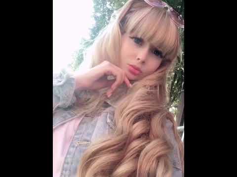 Angelica Kenova Russian Barbie
