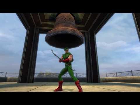 [DCUO] - Evolution of Green Arrow