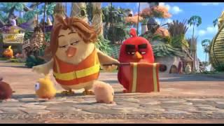 Angry Birds в кино / Международный трейлер HD 720