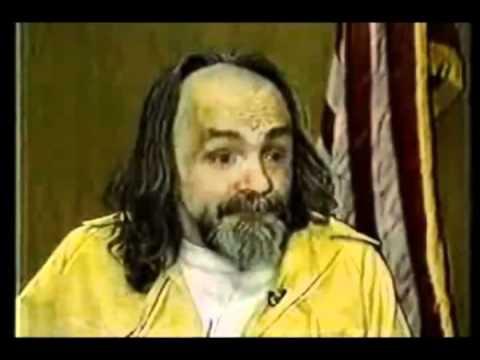 Charles Manson crazy or genius ??
