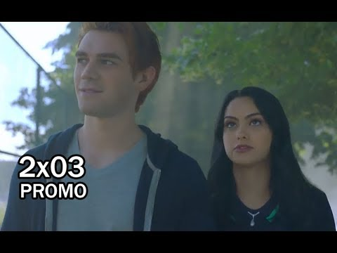 """Riverdale 2x03 Official CW Promo 