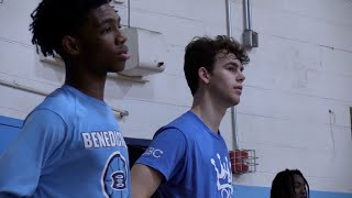 Benedictine's Davin Zeigler Evolves With Andy Barba And Co.