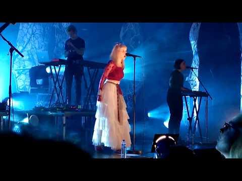 AURORA - Runaway - Live at Sentrum Scene, Oslo, Dec.14, 2017